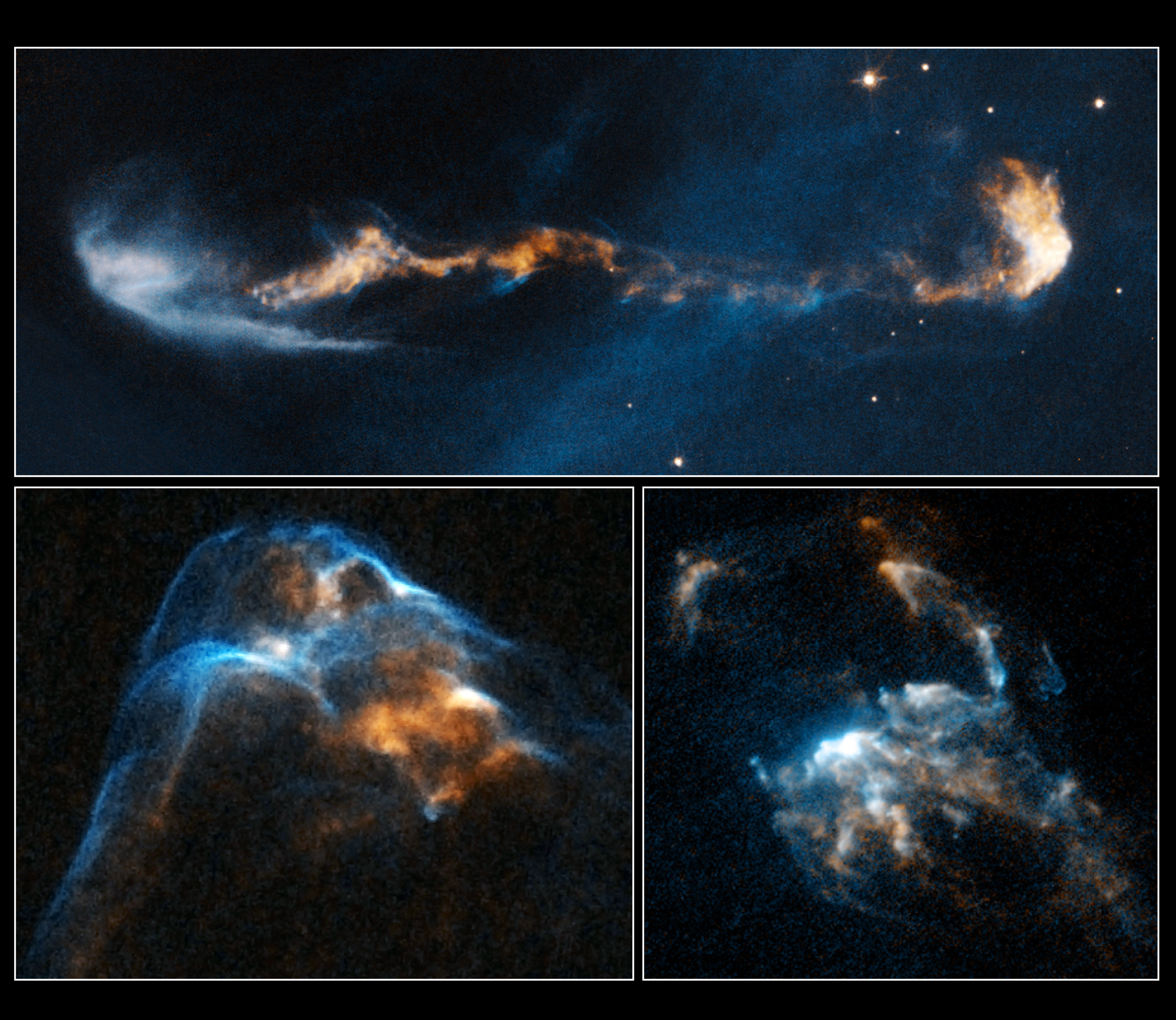 Herbig-Haro objects