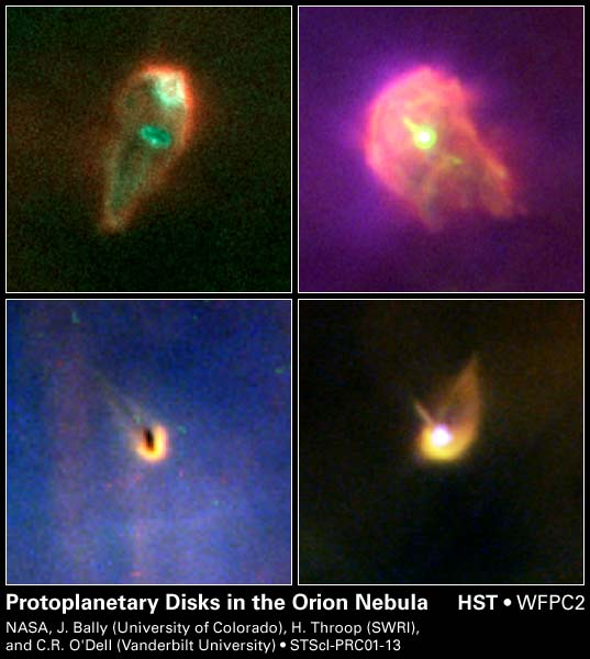 more protoplanetary disks